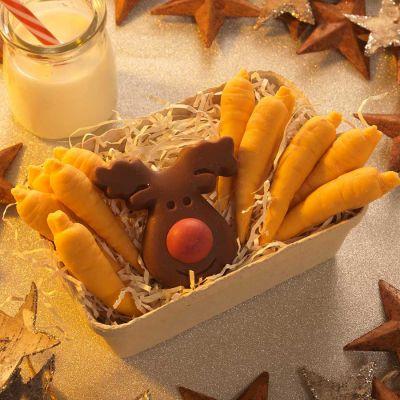 Plaisirs gustatifs - Chocolats Carottes & Caribou