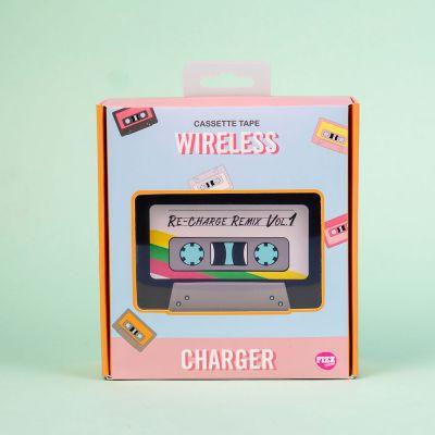 Cadeaux de Noël pour femme - Chargeur Cassette sans fil