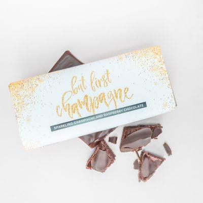 Petites douceurs exclusives - Chocolat Framboise Champagne