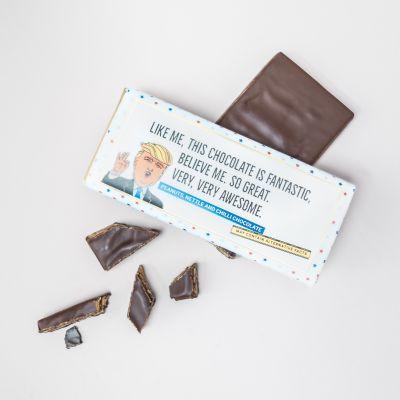 Petites douceurs exclusives - Chocolat Trump