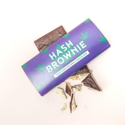 Cadeau fou - Chocolat Brownie Haschich