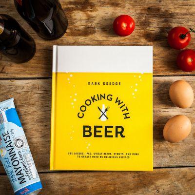 Cadeau autour de la bière - Livre de Cuisine Bière