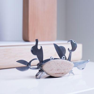 Cadeau papa - Crabe Multi-outils