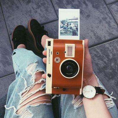 Gadgets & High-Tech - Appareil photo instantané LOMO