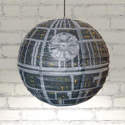 Éclairage - Abat-Jour Star Wars - Étoile de la Mort