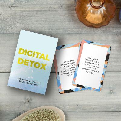 Cartes Digital Detox