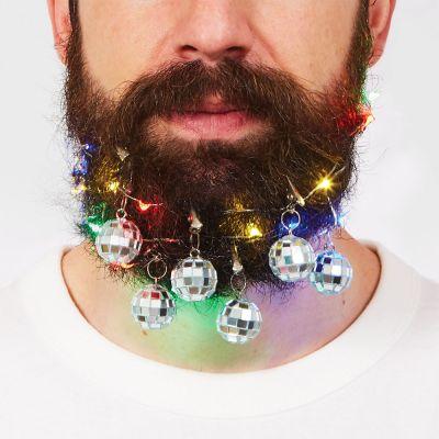 Vêtements & Accessoires - Décoration Disco pour Barbe