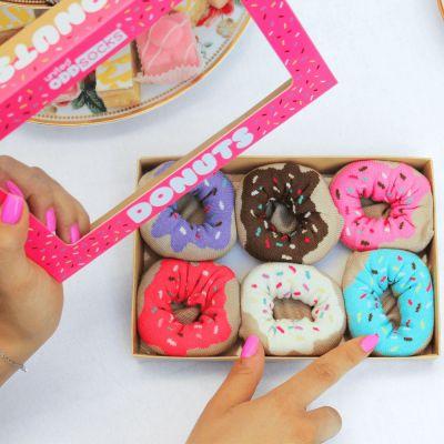 Vêtements & Accessoires - Chaussettes Donuts