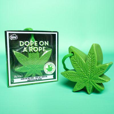 Jeux & Farces - Savon feuille de cannabis
