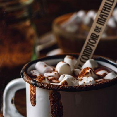 Nouveautés - Cuillères au Chocolat