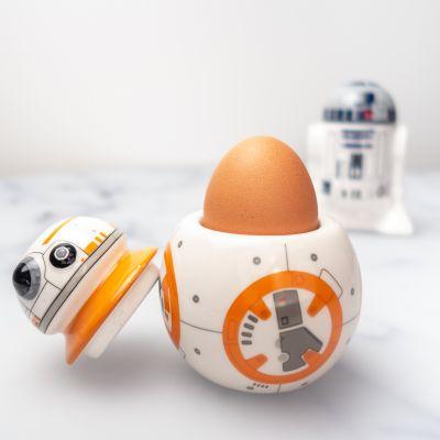 Kit de 2 coquetiers Star Wars BB-8 & R2D2