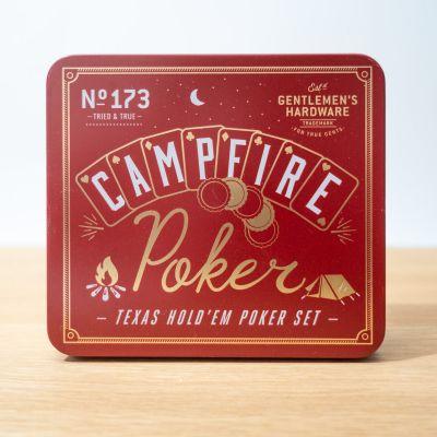 Voyages - Set de Poker pour le Camping