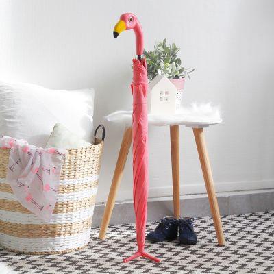 Cadeaux Paques - Parapluie Flamant Rose