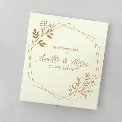 Cadeau Saint Valentin Homme - Boîte de Chocolats pour Couples