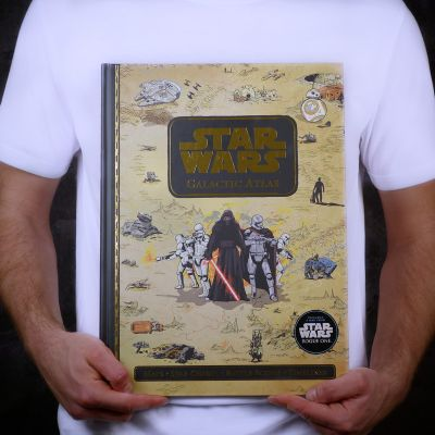 L'univers Star Wars - Atlas Galactique Star Wars