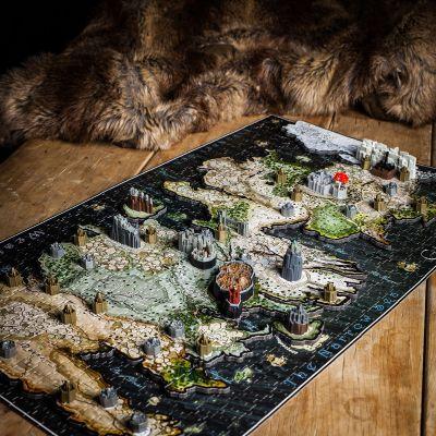 Cadeau de Noël pour homme - Puzzle 3D Game of Thrones