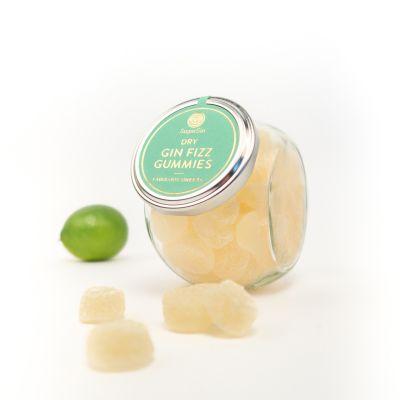 Plaisirs gustatifs - Gommes Fruitées - Gin Fizz