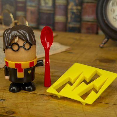 Cadeau d'Halloween - Kit Coquetier Harry Potter