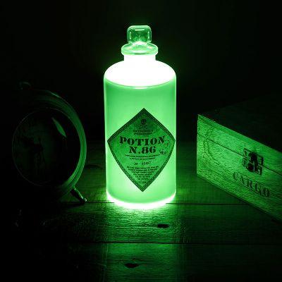 Cadeau d'Halloween - Lampe Potion Magique Harry Potter