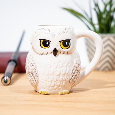 Maison et habitat - Tasse Hedwige Harry Potter