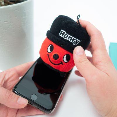 Gadgets & High-Tech - Henry, le nettoyeur d'écran en microfibre