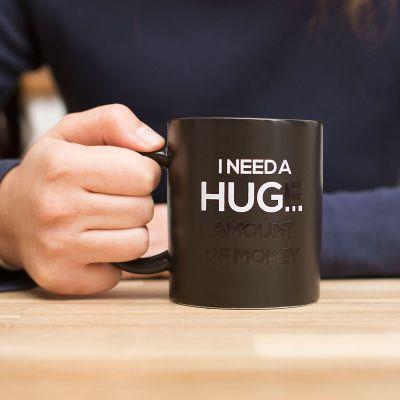 Verres & Mugs - Mug thermosensible, j'ai besoin d'un câlin