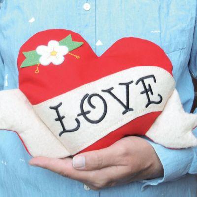 Décoration & Mobilier - Coussin Chauffant Love