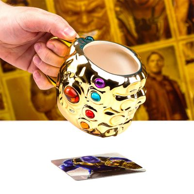 Marvel - Tasse à Forme Avengers Infinity War