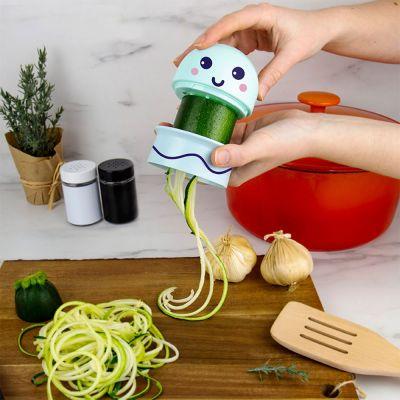 Cuisine & Barbecue - Méduse Coupe Légumes Spirale