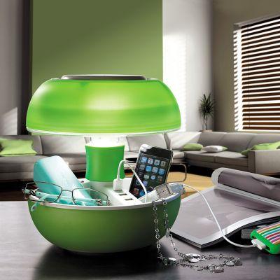 Gadgets pour la maison - Lampe de table JOYO avec ports USB