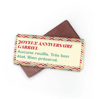 Petites douceurs exclusives - Chocolat Personnalisable