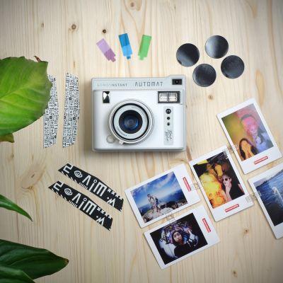 Gadgets & High-Tech - Appareil photo instantané Lomo'Instant Automat