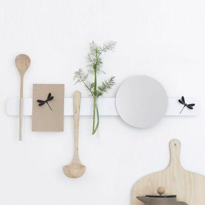 Décoration & Mobilier - Étagère Murale Magnétique Buba