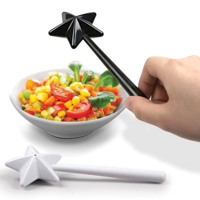 Trouver un cadeau - Salière et poivrière baguette magique