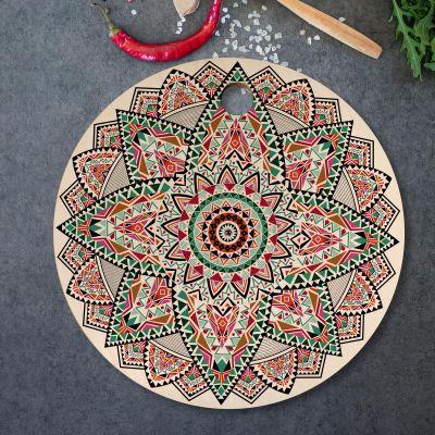 Planches à découper exclusives - Planche à découper Mandala