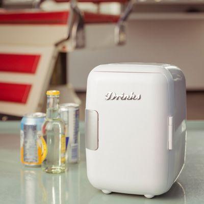 Cadeau pour son copain - Mini Réfrigérateur Rétro