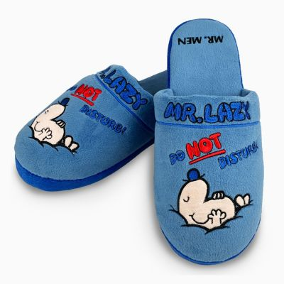 Chaussons Mr. Lazy