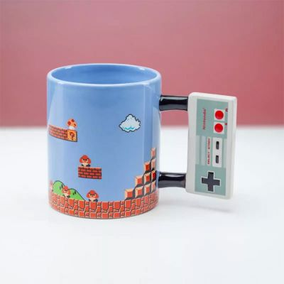 Maison et habitat - Tasse Nintendo NES