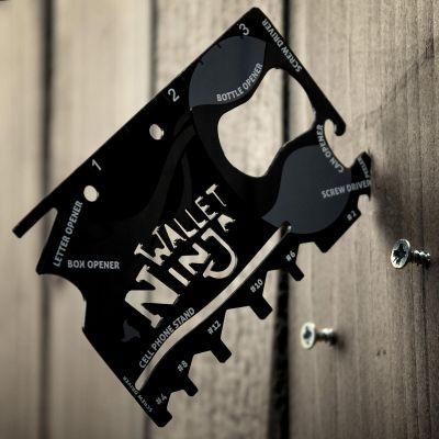 Gadgets & High-Tech - Carte Ninja 18 outils en 1