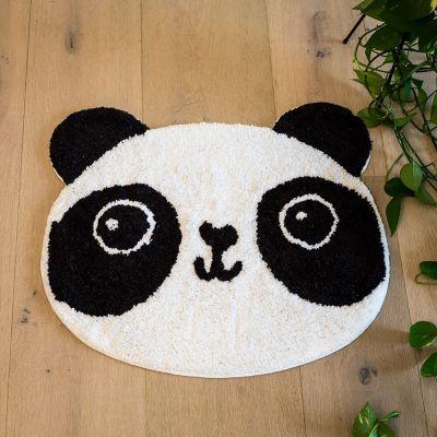 Cadeau anniversaire Femme - Tapis de bain Panda
