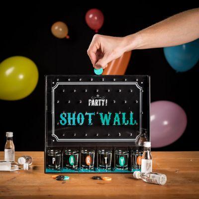 Accessoire Barbecue - Jeu à boire Shot Wall