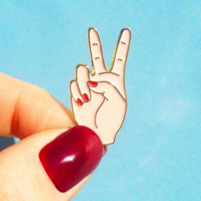 Bijoux - Pin's Peace