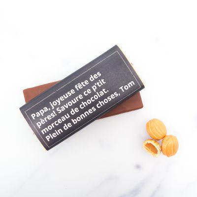 Chocolats personnalisées - Chocolat Personnalisable