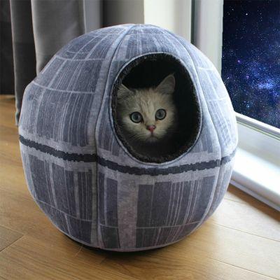 L'univers Star Wars - Grotte pour chat Star Wars - Étoile de la Mort