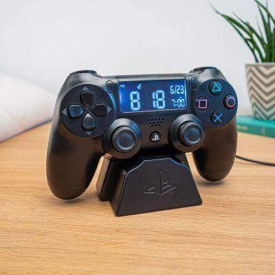 Cadeau de Noël pour homme - Réveil manette de Playstation
