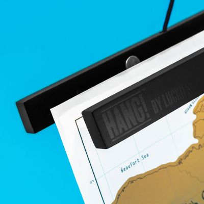 Décoration & Mobilier - Système de Suspension Magnétique pour Affiche