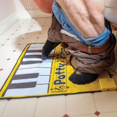 Nouveautés - Tapis de Toilettes Piano