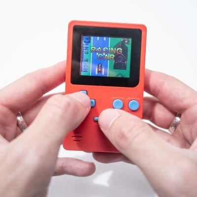 Été - Mini Console de Jeu Rétro