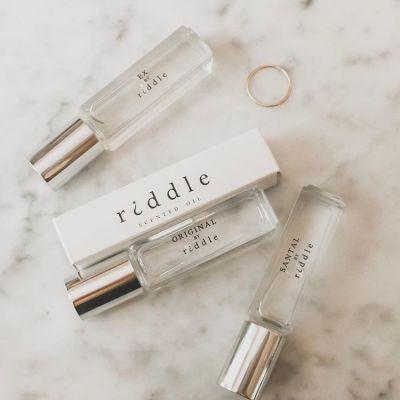 Salle de bains - Huiles Parfumées Roll-on by Riddle