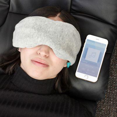 Nouveautés - Masque de sommeil avec écouteurs Bluetooth